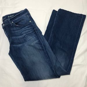 Seven7 For All Mankind Bootcut Jeans Size 31